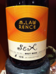 SEX Brut Rose