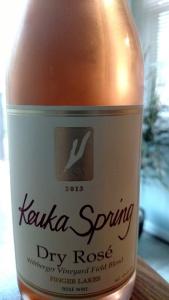 Keuka Springs Rosé